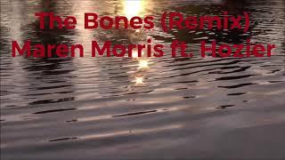 Gambar cover The Bones(Remix)Maren Morris with Hozier Lyrics Video