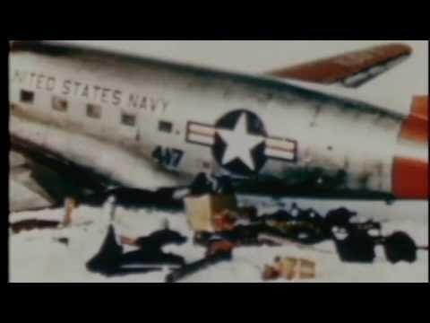 Obama's Secret Antarctica Trip: A Planned WW3 Escape Route? (Operation Highjump Russia + U.S.)