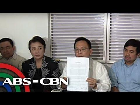 Bandila: Magpahinga o magpaalam ka na ani Comelec officials kay Bautista:
