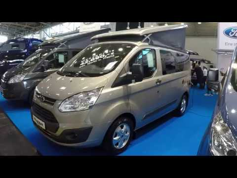 ford transit custom nugget camper 2017 titan grey. Black Bedroom Furniture Sets. Home Design Ideas