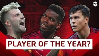 Manchester United Player Of The Year? | Man Utd News