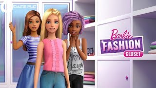 Barbie™ Fashion Closet - Toys Kids Games