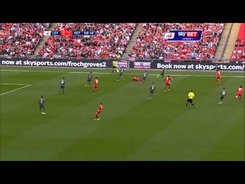Leyton Orient vs Rotherham United - League One Play-off Final 2013/14