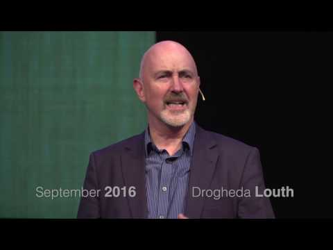 Difability Entrepreneurs as Creators of Future Wealth | Tom Cooney | TEDxDrogheda