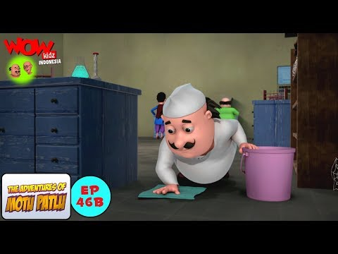 Pelayanan Sosial Motu Patlu - Motu Patlu dalam Bahasa - Animasi 3D Kartun thumbnail