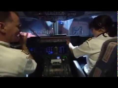 Frau Düsentrieb - Vom Bankschalter ins Cockpit [DOKU]