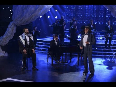 Ruslan Alehno - James Brown & Luciano Pavarotti «It's A Man's World»