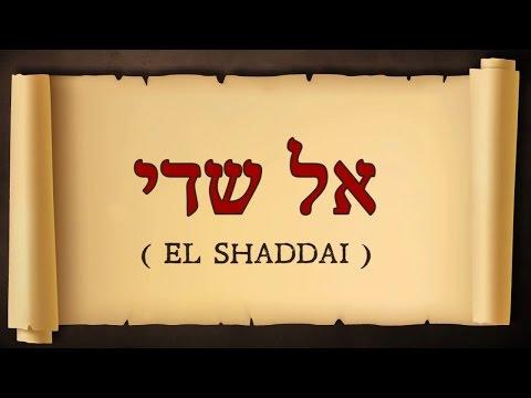 Saturn = EL Shaddai