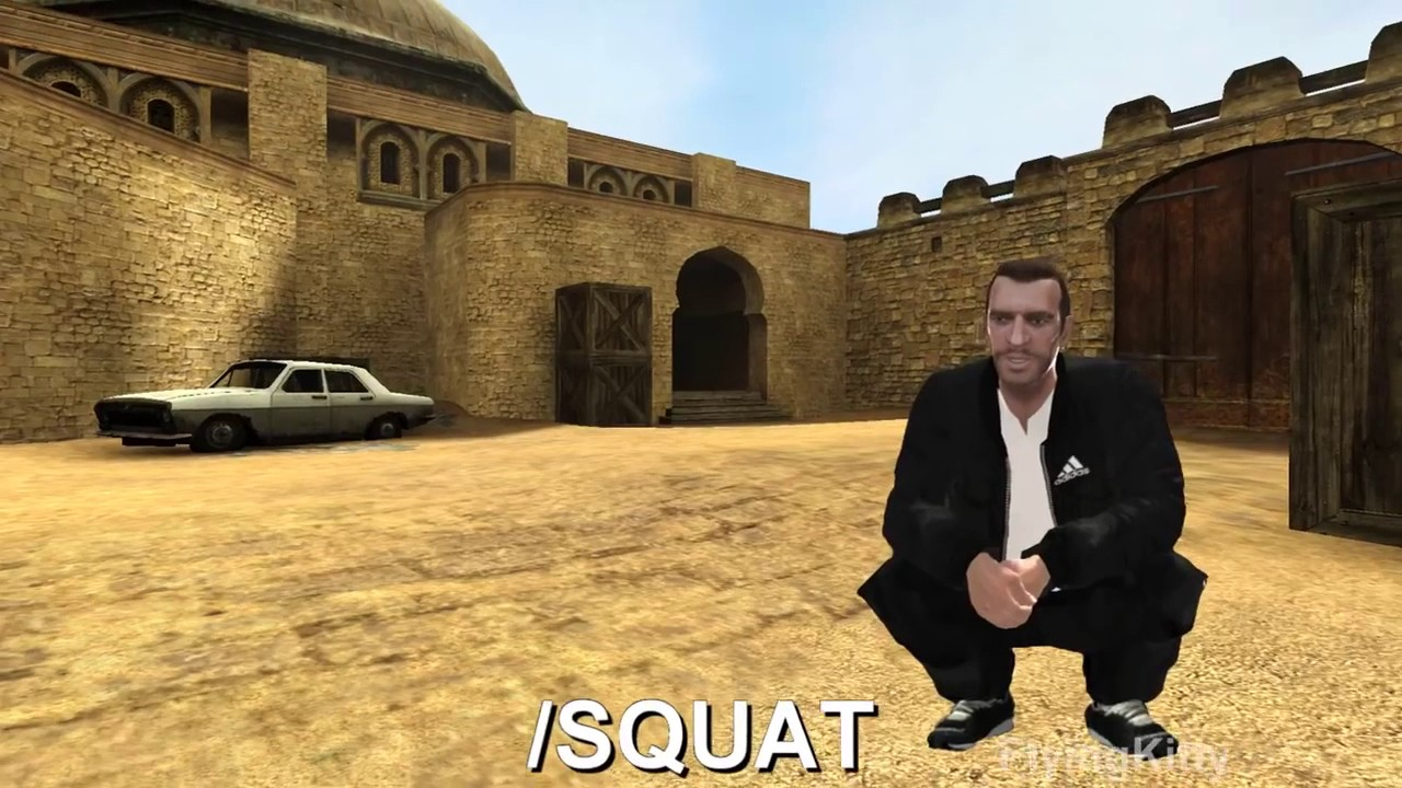 10 Minutes Of Nico Belic Squats