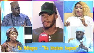 Guinaw baniou ko toumalé goordjiguene Taphi s'explique, Sa Ndiogou ak wa diomete dale nene si kawam