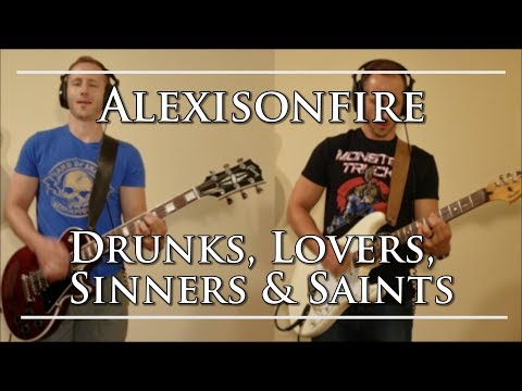 Alexisonfire - Drunks, Lovers, Sinners and Saints (Guitar cover)