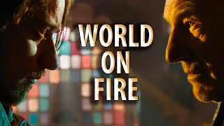 X-Men: Days of Future Past - World on Fire