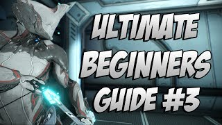Warframe: The ULTIMATE Beginner's Guide Episode #3 Parkour, Venus Junction and the Void
