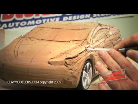 DESIGNSTUDIOPRO car design modeling kit by WWW.CLAYMODELERS.COM