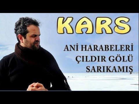 OD Gezi - Kars: Sarıkamış'ta Kayak,Çıldır Gölü Ve Ani Harabeleri