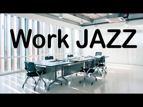Work City JAZZ Music - Soft Instrumental JAZZ Music for Working & Study at Home
