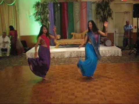 Bollywood wedding dance including Jai Ho