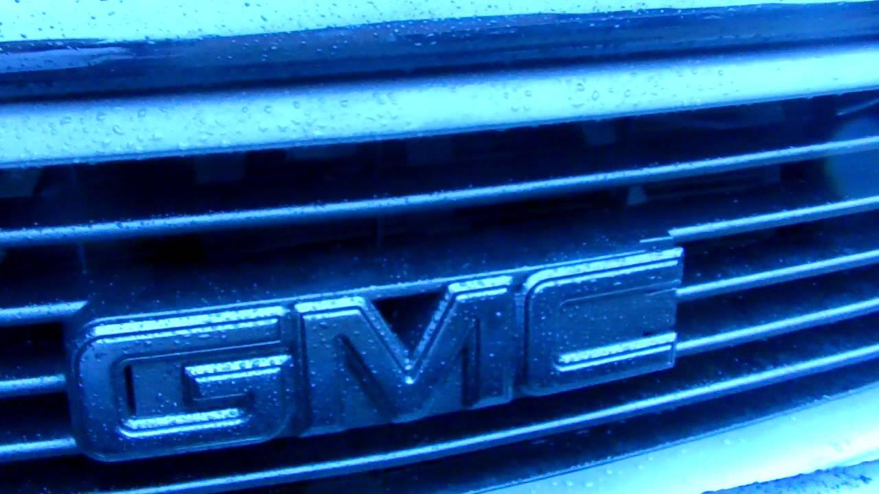 2001 Lifted Gmc Sierra Youtube