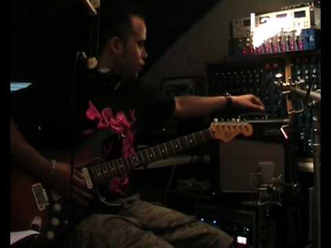 Laney CUB 10 class A/B all tube guitar amp demo
