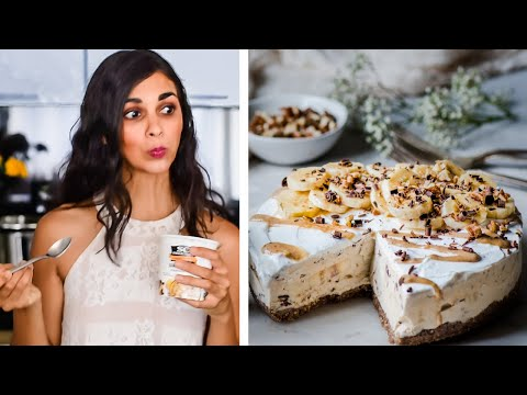 NO-BAKE VEGAN DESSERTS | frozen vegan treats