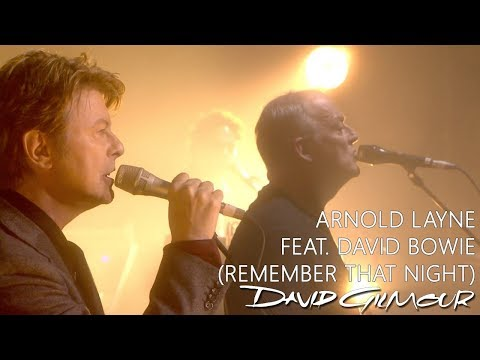 Arnold Layne feat. David Bowie (Live)