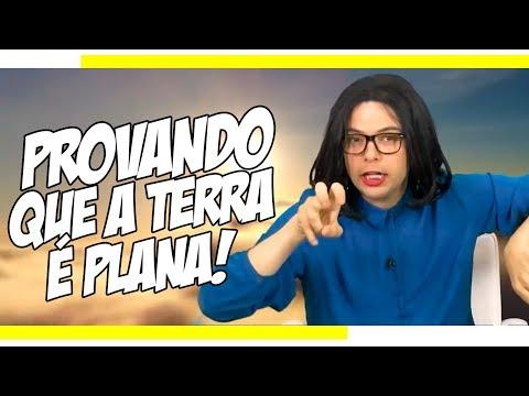 Ministra Damares Danalda Alves explica que a Terra é plana, e fala sobre a Mangueira.