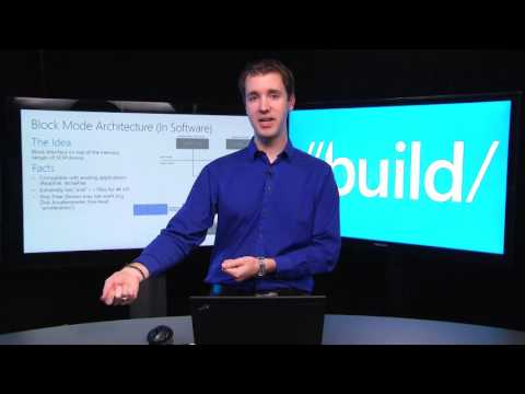 Build 2016 Using Non volatile Memory NVDIMM N as Block Storage in Windows Server 2016
