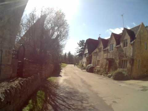 Autographer Camera - Snowshill, Stanton, Stanway Walk in the Cotswolds