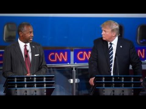 Dr. Ben Carson slams the format of the second GOP debate