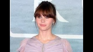 Sci-fi starlet How old is Felicity Jones, who's her husband Charles Guard and what are the Rogue One