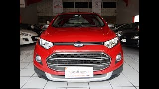 Ford EcoSport 2013 Videos
