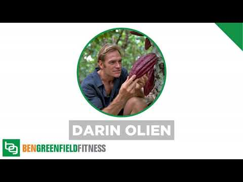 The Indiana Jones Of Superfoods: Stem Cells, Air-To-Water Machines, Coffeefruit & More With...