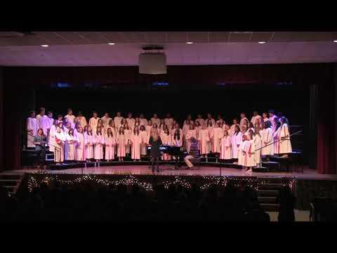 Allentown High School Choir's Winter Concert