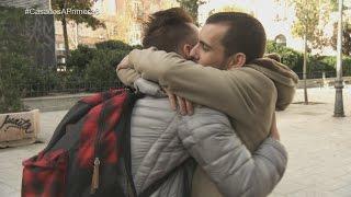 José Ramón y Alberto se despiden - Casados a primera vista