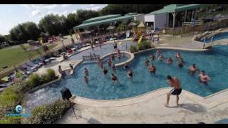 Summer at Camping La Roche Posay Vacances