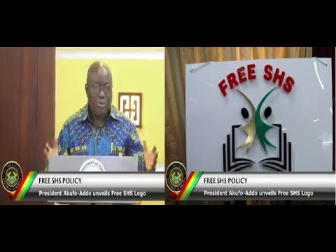 FREE SENIOR HIGH SCHOOL POLICY FROM: NPP GOVERNMENT