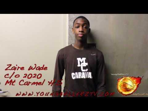 YoungBallerzTV : Dwayne Wade's son , Zaire Wade has GAME