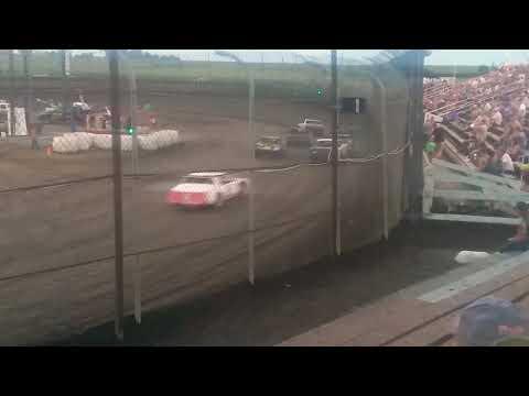 Street Stock Heat 1  Macon Speedway