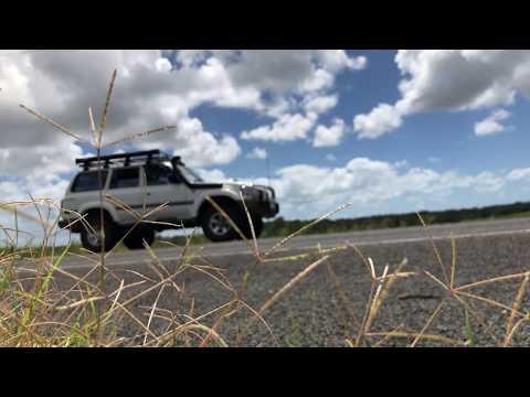 1HD-FT Exhaust - 24 valve symphony Pt 2