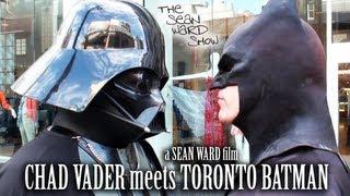 CHAD VADER meets BATMAN