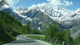 Beautiful Mountain Roads Of Austria