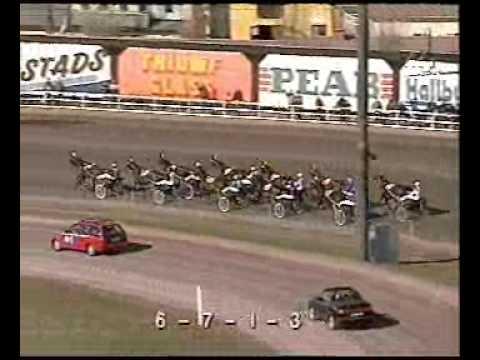 Olympiatravet 1997 - Scandal Play / Bo Eklöf