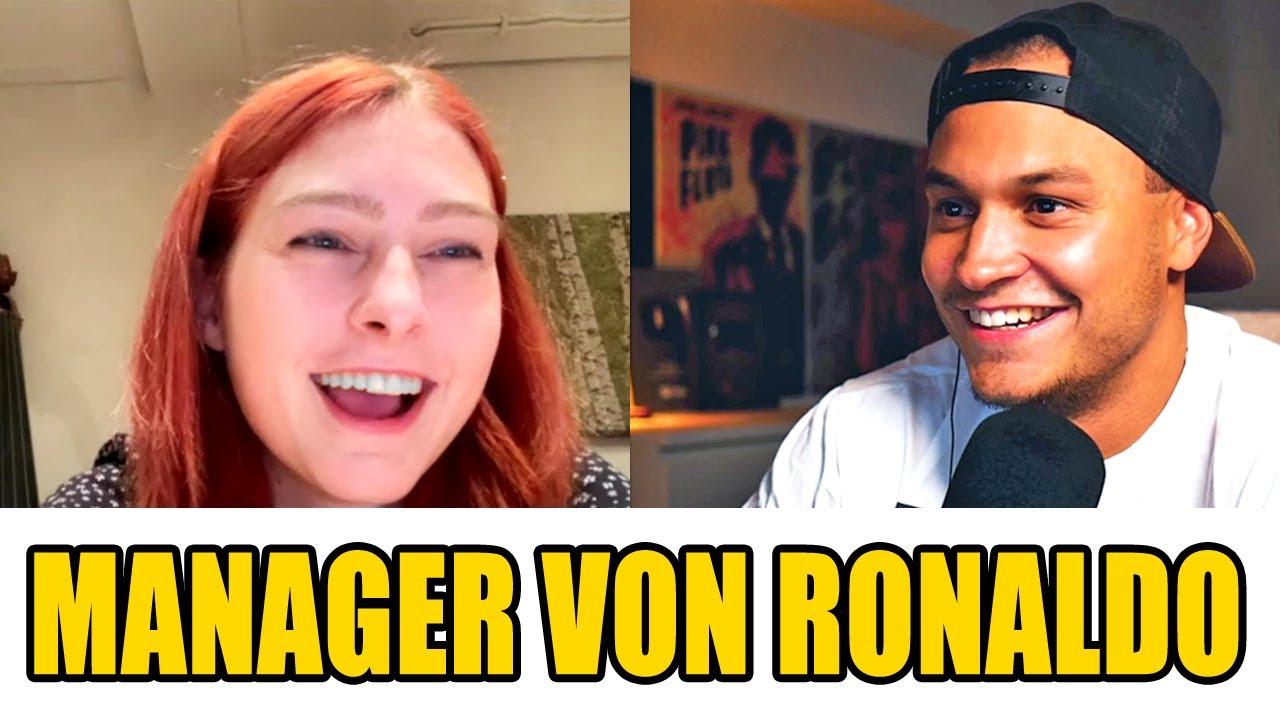 MANAGER VON RONALDO?! | Chatroulette / Omegle Deutsch #151