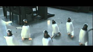 Пингвины Мистера Поппера - официальный трейлер