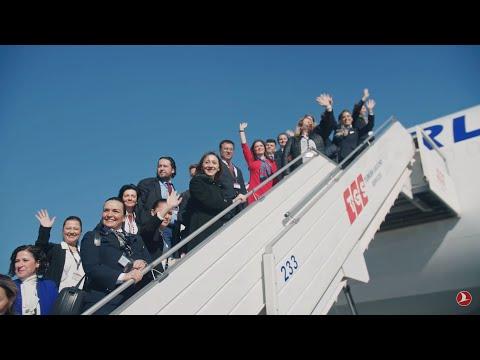 Veda Yolculuğu - Turkish Airlines