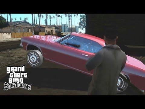 GTA San Andreas - SA DirectX 2.0 - Los Santos Missions