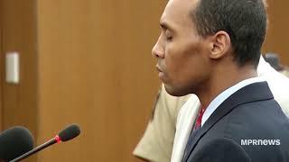Judge Kathryn Quaintance delivers sentence to Mohamed Noor