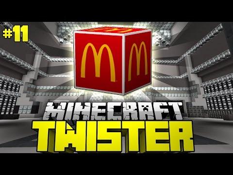 McDONALDS LUCKYBLOCK?! - Minecraft Twister #11 [Deutsch/HD]