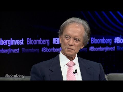 Bill Gross on the Future of Asset Management and the Fed