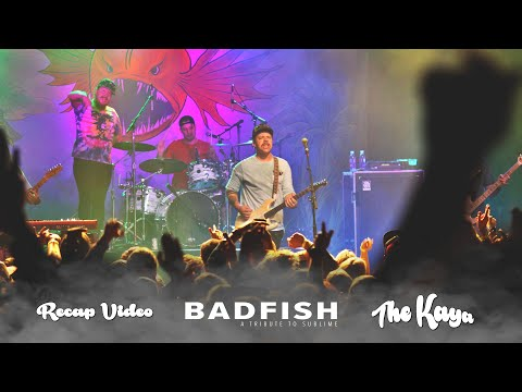 Badfish: A Tribute To Sublime W/ Of Good Nature, Tropidelic & Little Stranger X Recap Video
